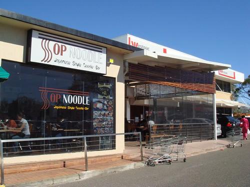 Top Noodle @ market square Brisbane