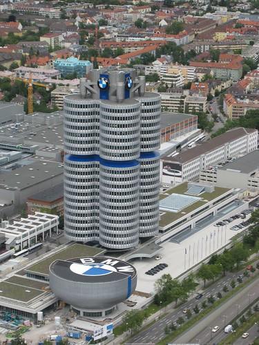 BMW HQ