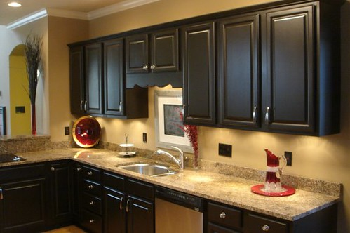 Painting Kitchen Cabinets Ideas - Zimbio