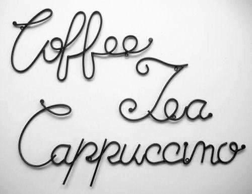 COFFEE TEA CAPPUCCINO