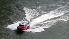 MetalCraft Marine 40-foot Aluminum Fireboat owned by Anne Arundel County, Maryland
