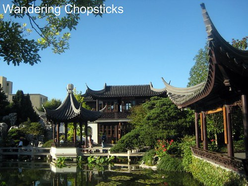 Day 4.12 Lan Su Chinese Garden (Portland Classical Chinese Garden) - Portland - Oregon 33