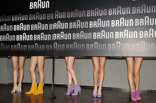 Legshow by Braun