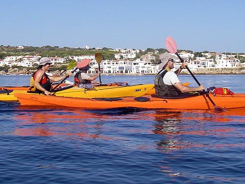 Vuelta a Menorca en kayak 5