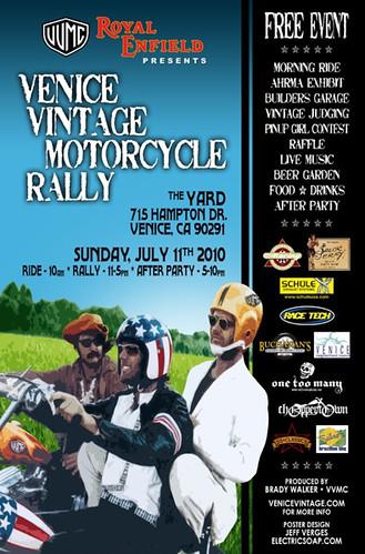 Venice Vintage Rally 2010