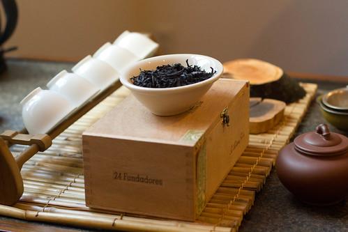 Shui Xian and Cups