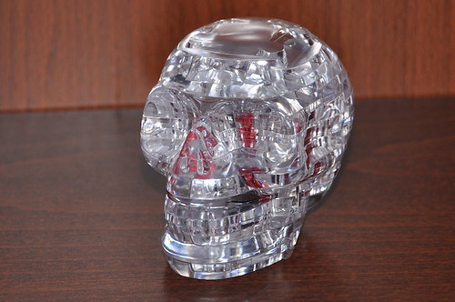 Crystal Skull Puzzle Crystal Skull Puzzle Mkii