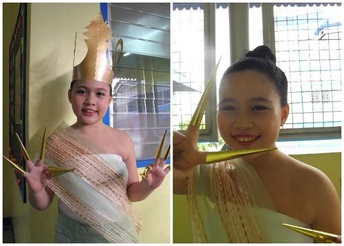 Thailand-costume