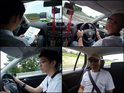 Volkswagen Media Drive - Tian Chad and Donald Cheah