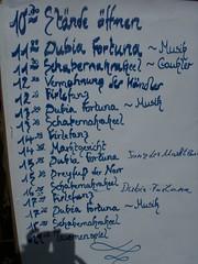 Programm Tag 1