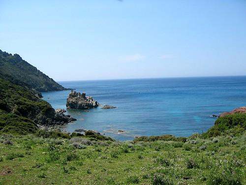 Arrivée à la baie de Topiti