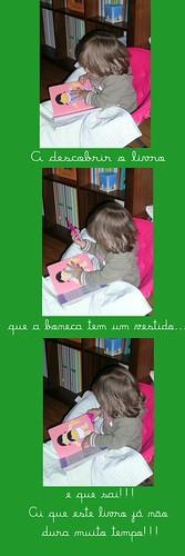 """Inês e o livro """"Inês adora vestir-se"""""""