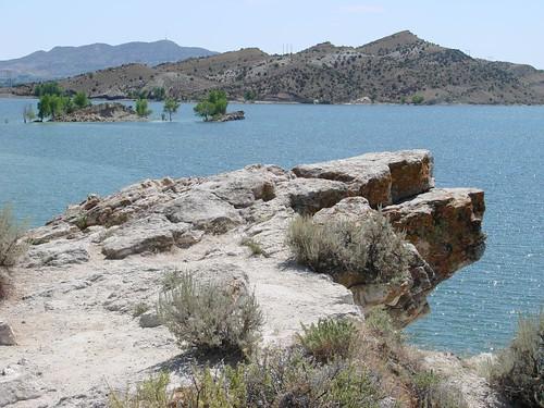 Steinaker Dam & Reservoir