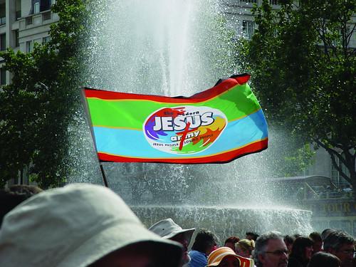 Jesus Army: London Jesus Day