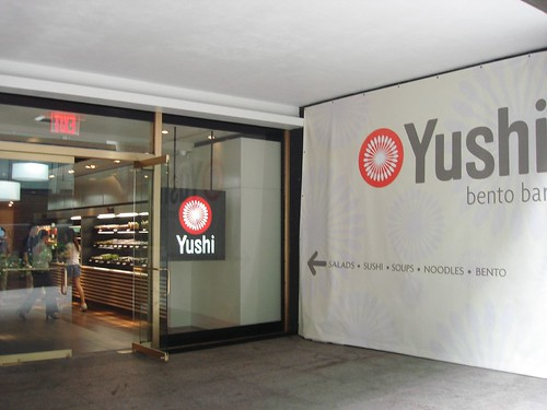 Yushi, Midtown NYC