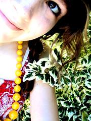 Smile (Olivia Bee <3) Tags: smile happy dress olivia 21 bee forever iluvueblogscom