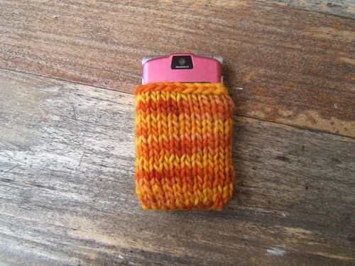 Cozy Cell Phone