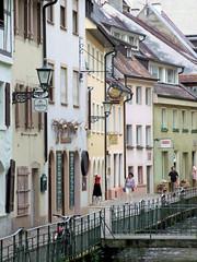 Müllheim-Besuch - Freiburg