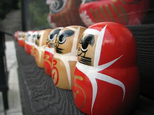 Katsuo-ji daruma