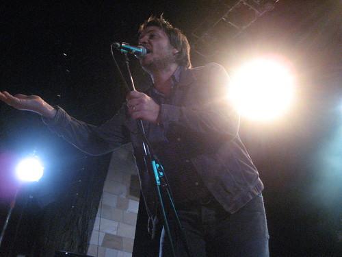 Wilco, Santa Barbara, August 26, 2007