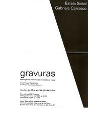 gravuras ((gabi)) Tags: carrasco exposio gravura gravuras