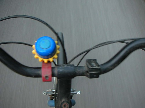 The Greatest Bike Bell I Ever Owned