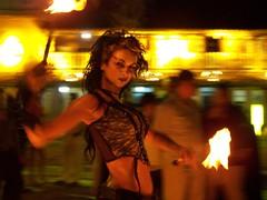 Playing with fire (jmven) Tags: de kodak rumba walker margarita negra pueblos etiqueta z612 johhnie
