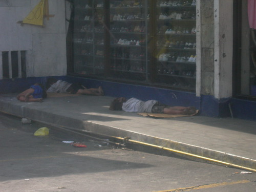 Sample photo of Street Children in the Philippines