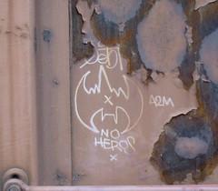 No heros