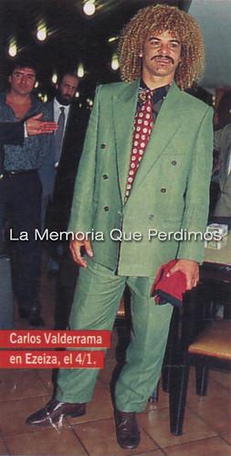 Valderrama 1995