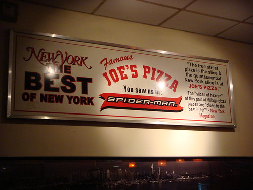 Famous Joe's Pizza