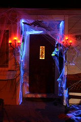 Halloween Ideas:  Haunted House