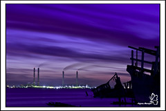 The Beauty of Night (Najwa Marafie - Free Photographer) Tags: city art festival creativity location kuwait 2008 2009 doha najwa aplusphoto nonoq8 marafie