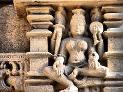 Ardhanarishvara? (mahakumbha) Tags: india hdr 2010 khajuraho ardharishvara