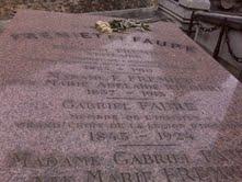 Faure's Grave