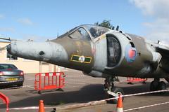 VCF UK: Harrier in the Car Park (anachrocomputer) Tags: car bp bletchleypark vcf vintagecomputerfestival tnmoc thenationalmuseumofcomputing vcfgb vcfuk