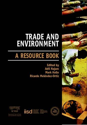 2005年主要談的是貿易與環境 2005年的報告封面
