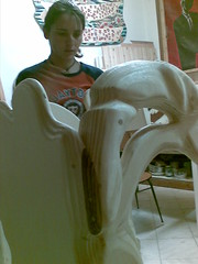 Corso di falegnameria artistica (Bioforme) Tags: workshop tavolo sedia woodworking pioppo artigianato falegnameria multistrato bioforme fotocorsibioforme