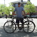 <b>Terry B.</b><br />&nbsp;Date: 06/15/2010 Hometown: CA/NC TRIP From: Missoula, MT  To: Waves, NC (Stopped last year on Oct. 8th, now, back on the bike!)