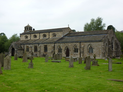 St Michael and All Angels, Linton
