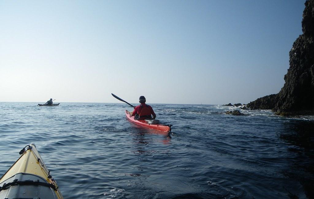 Cabo de Gata en kayak 330