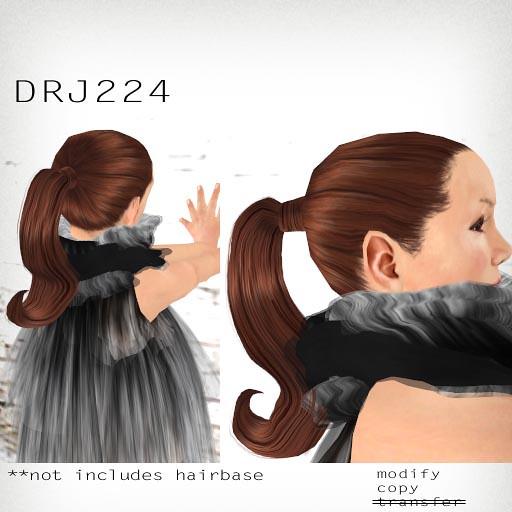booN DRJ224 hair