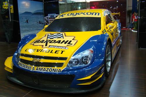 Salão do Automóvel 2010 – Os carros de corrida