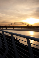 England - Cheshire - Widnes - Silver Jubilee Bridge - 28th October 2010 -40.jpg (Redstone Hill) Tags: england mersey widnes halton rivermersey silverjubileebridge runcornwidnesbridge