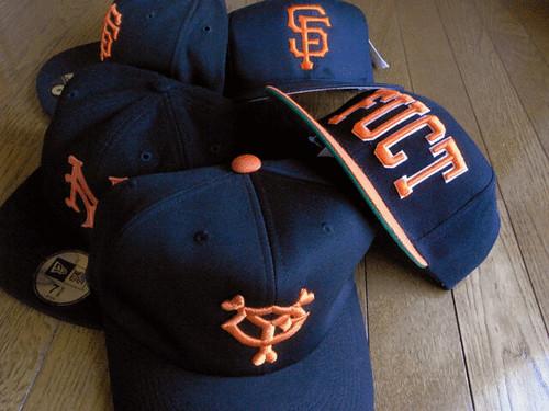 GIANTS CAP