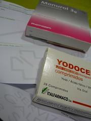 Receitas e medicamentos