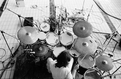 Bernd Schilanski, MCB-Drummer