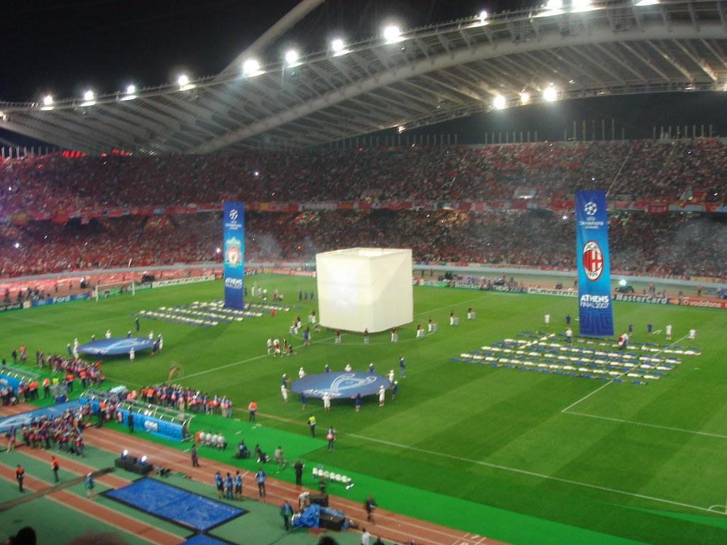 oaka stadium thesis