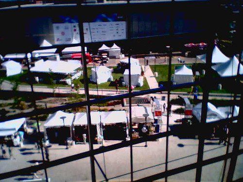 Utah Arts Festival Tents  �  6.21.07