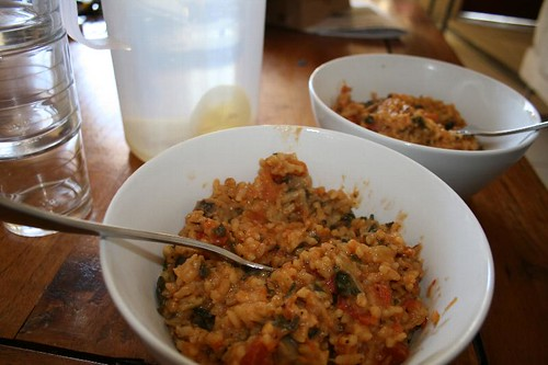 701471842 0f5861f39b Lazy Risotto a la Rice Cooker